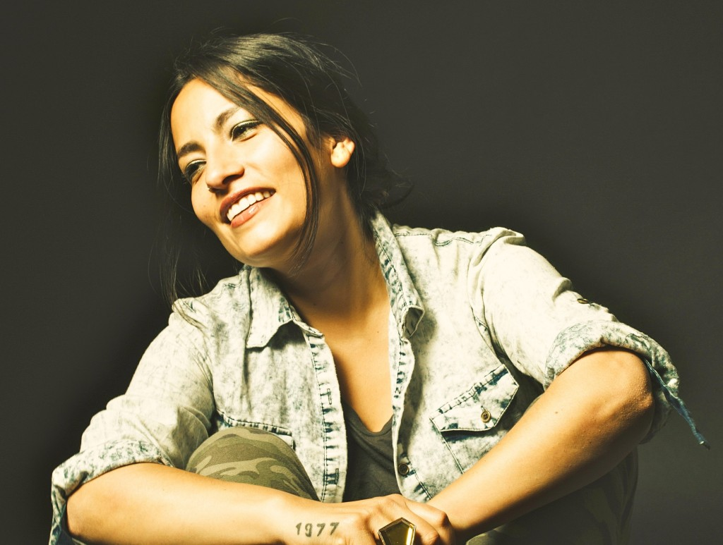 Ana Tijoux (photo from The Windish Agency)